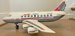 Playmobil 4310 Pacific Airline Cargo Plane With Pilot Only