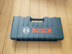 ORGINAL Case Box For Bosch Bulldog Extreme Sds Plus Hammer Drill **Case Only**