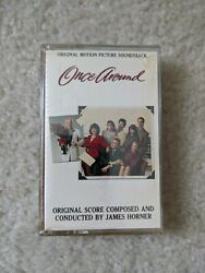 Once Around - Soundtrack Cassette Tape   Fly Me To The Moon   New Sealed