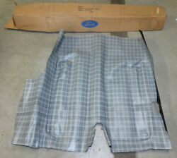 1964 1/2 1965 Ford Mustang Gt Nos Convertible Rear Trunk Mat Luggage Floor Cover