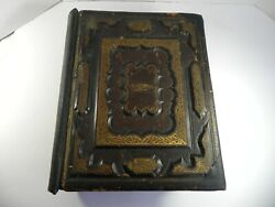 The Holy Bible 1867 William W Harding Old And New Testament
