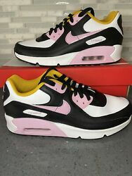 Nike Air Max 90 Ltr Gs Black / Arctic Pink Size Womenandrsquos 8/youth 7 Cd6864-007