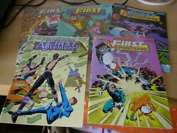 First Adventures #12345 complete First comic set Whisper 1985