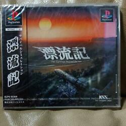 Castaway Story Drift Story Japan Ps Factory Sealed Survival Life Simulation Game