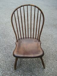 Antique Windsor Chair - 18th Century