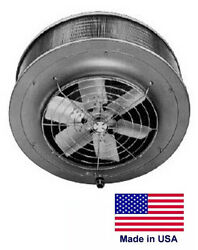 Unit Heater - Steam And Hot Water Commercial - 42000 Btu - 115v - Vertical Mount