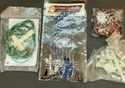 Four New Rosaries Knights Of Columbus Cross Catholic Outreach