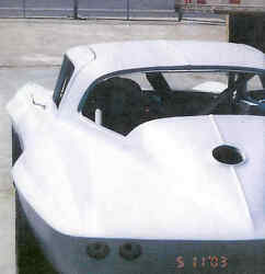 1963-1967 Corvette Flared Fenders3inch Wider Rear 2 Inch Wider Fronts