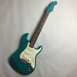 Fender Japan /st62 Ash Mh Stratocaster Used Electric Guitar Stopening Mall Day