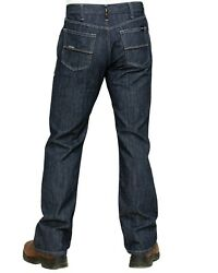 Ariat Men's M4 Fr Armor Low Stretch Relaxed Bootcut Work Jeans Big -