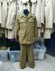 Original Military Jacket Russian Army Soviet Afghan Summer Form Soldier Suit New