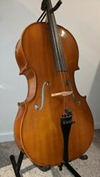 Johannes Kohr K69 1997 And039cello 4/4 Made In The Czech Republic