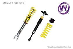 Kw Suspensions 1022000f Height Adjustable Stainless Steel Coilover System With P