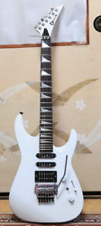Charvel Sdk-115-ssh Sw 6 Strings White Electric Guitar Shipped From Japan