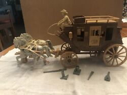 Vintage Roy Rogers Stagecoach