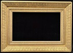 Best Frame Listed Stunning Antique Victorian Gold Gilt Aesthetic 14 X 23