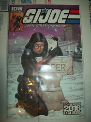 G.i. Joe A Real American Hero 229 Cover Re Joecon Idw Limited To 600