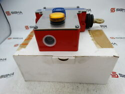 Telemecanique Xy2 Ce1a297 Emergency Stop Trip Wire Switch