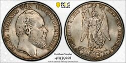 🔥 Pcgs Wurttemberg 1871 Ms 65 1 Thaler Victory Unc Silver Germany Rare Grade