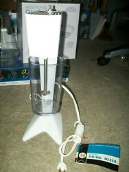 Vintage Manning-bouman Electric Drink Mixer 47504 New No Box Nos Never Used