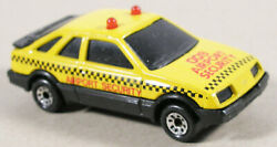 Matchbox Ford Sierra Xr4i Airport Security Superfast Size