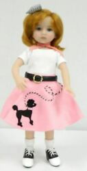 Ufdc Sp 2020 Souvenir Doll Peggy Sue By Diana Effner Little Darling