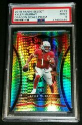 Psa 9 Kyler Murray Rc /88 Dragon Scale Prizm Rookie Only 2 Higher 2019 Select