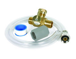 36543 Camco Permanent Pump Converter Winterizing Kit Allows You To Use Boat/rv