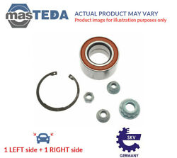 2x Skv Germany Front Wheel Bearing Kit Set 29skv124 P New Oe Replacement