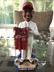 2003 Lebron James Rookie Draft Bobblehead Limited Edition Individually Numbered