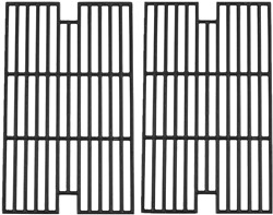 Cast Iron Cooking Grid Grates 2-pack 18 3/4 For Members Mark Kenmore Jenn-air
