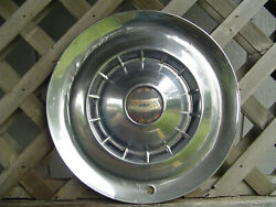 One 1954 Chevrolet Chevy Nomad Bel Air Biscayne Delray Impala Hubcap Wheel Cover