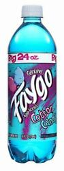 Faygo Cotton Candy 24 Pack Case.