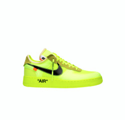 Nike X Off-white Air Force 1 Low Volt Shoes Ao4606-700 Size 7-12