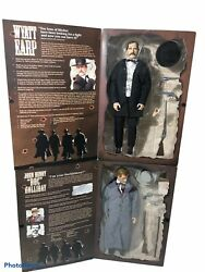 Six Gun Legends Series Collectible 12 Figure Doc Holiday And Wyatt Earp Nrfb