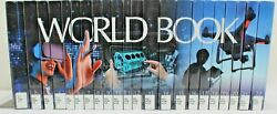 World Book Encyclopedia 2019, 22 Volume Spinescape By World Book, Inc. Set C