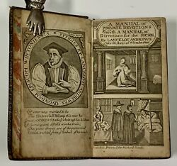 Lancelot . Drake Andrews / Manual Of The Private Devotions 1692