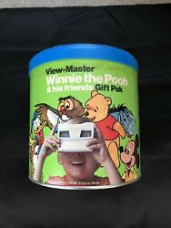 Vintage View-master Stereo Products Winnie The Pooh And His Friends Disney