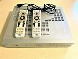 Directtv Hr20-700 Hd Dvr Direct Tv Digital Satellite Receiver Cord And Remotes