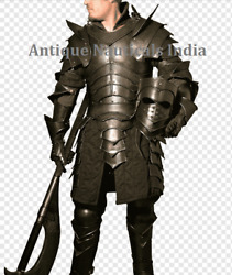 Medieval Body Armor Knight Cuirass Warrior Fantasy Wearable Larp Cosplay Costume