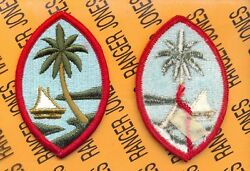 Guam Army National Guard Arng Patch M/e