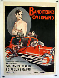 Fighting Youth / William Fairbanks / 1925 / Reeves Eason / Movie Poster/66