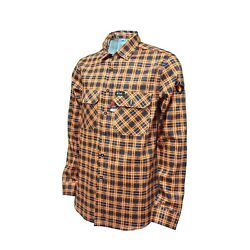 New Proactive Fr Flame Resistant Work Shirt Ships Today Medium Astros