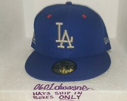 Collectible 7 3/4 Fits Small 7 1/2 Kendrick Lamar Tde Sidepatch La Dodger59fifty