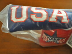 Scotty Cameron Golf Cover 2018 Us Open The Patriot Putter Cover