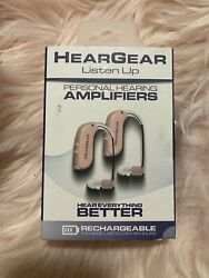 Heargear 2 Pack Personal Sound Hearing Amplifiers Psaps Hearing Aid