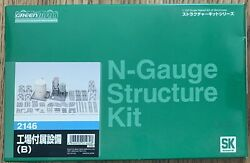 N-gauge Structure Kit Greenmax 2146 1150 Scale Made In Japan