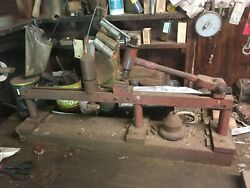 Vintage Saw Sharpening Equipment. Complete Business 2,500  75 Grinding Wheels