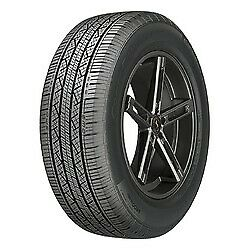 235/55r19 101h Con Cross Contact Lx25 Fr Tire Set Of 4
