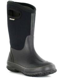 Bogs Boysand039 Classic Insulated Boot - Round Toe - 52065-001